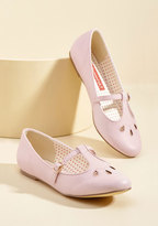 B.A.I.T. Footwear Of Gait Importance Flat in Cotton Candy in 7.5