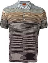 Missoni Ombre Lightweight polo shirt