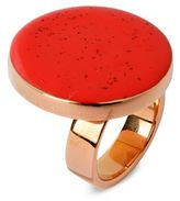 Stella McCartney red circular ring