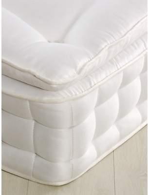 Hypnos Woolcott Pillow Top Pocket Spring Mattress, Medium Tension, King Size