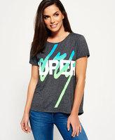 Superdry Interlocked Boyfriend T-shirt
