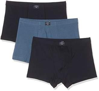 Esprit Men's Auburn 3shorts Boxer Shorts, (Black 2 002), XX-Large (Pack of 3)
