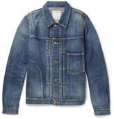 Visvim Chore Denim Jacket - Blue