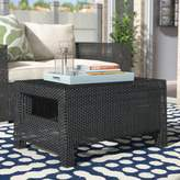 Mercury Row Berard All Weather Outdoor Plastic Coffee Table