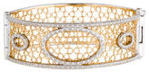 Charriol Two-Tone Diamond Cuff Bracelet