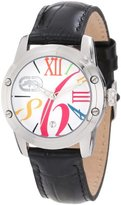Ecko Unlimited Rhino by Women's E8M092MV Color By Number Bold Bright Colorful Numbers Watch