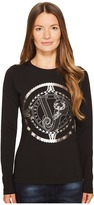 Versace Long Sleeve Tee Women's T Shirt