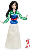 Disney Mulan Classic Doll with Mushu Figure - 11 1/2''