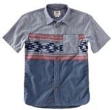 Vans 'Merced' Woven Shirt (Big Boys)