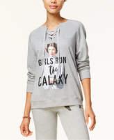 Star Wars Juniors' Princess Leia Graphic Sweatshirt
