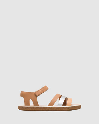 Camper Twin Straps Youth Sandals