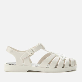 Melissa Women's Possession Flat Sandals - White Orb