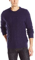 Gant Men's R Chunky Cable Sweater
