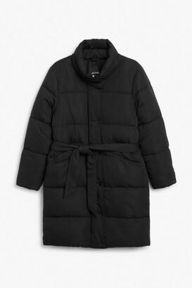 Monki Puffer coat