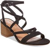 Madden-Girl Leexi Block-Heel Sandals