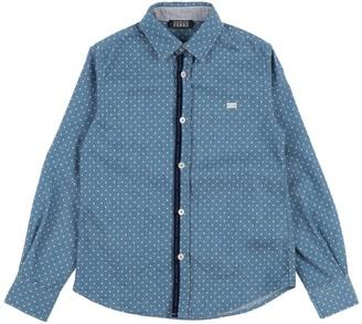 Gianfranco Ferre GIANFRANCO Denim shirts