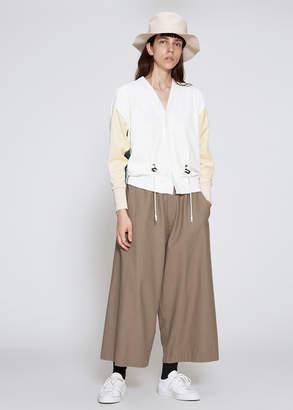 Yohji Yamamoto Y's By Draped Wide Pants