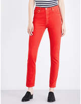 RE/DONE Ladies Classic Straight High-Rise Jeans