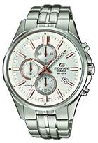 Casio Edifice – Men's Analogue Watch with Stainless Steel Bracelet – EFB-530D-7AVUER