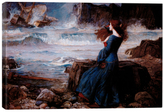 iCanvas Miranda, The Tempest (Giclee Canvas)