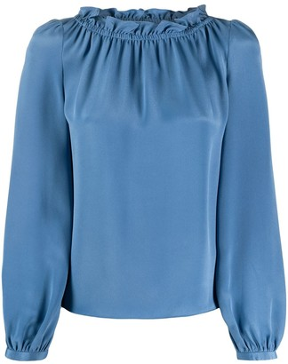 Goat Renoir silk blouse