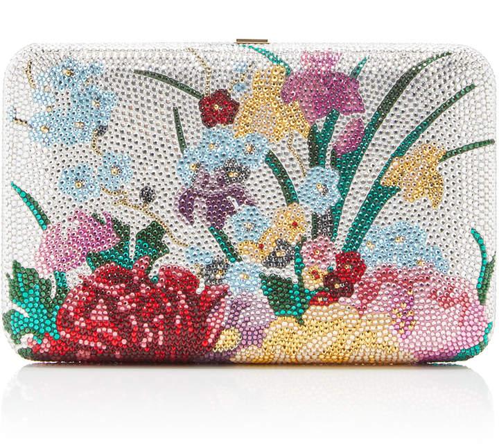Judith Leiber Couture Ikebana Clutch