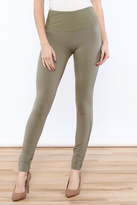 Tribal Moss Green Legging