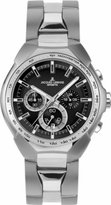 Jacques Lemans Men's 1-1676A Jürgen Melzer Collection Sport Analog Chronograph Watch