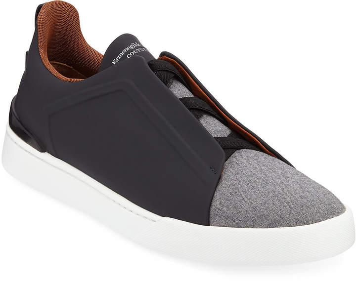 45a768081a Ermenegildo Zegna Gray Men's Shoes   over 30 Ermenegildo Zegna Gray Men's  Shoes   ShopStyle