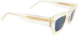 AHLEM Villette Gold Light Sunglasses