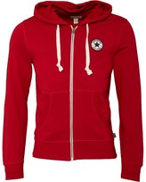 Converse Mens Core French Terry Full Zip Hoody Days Ahead