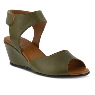 Spring Step Marjory Women's Wedge Sandals