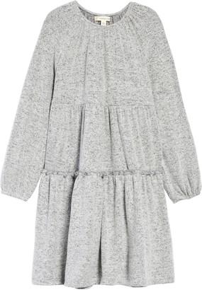 Tucker + Tate Kids' Long Sleeve Tiered Dress