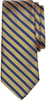 Brooks Brothers Framed Stripe Silk Tie