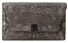 Akris Anouk Leather Envelope Chain Shoulder Bag