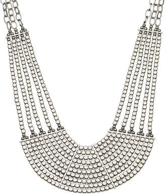 Linea by Louis Dell'Olio Mayan Beaded Collar Necklace