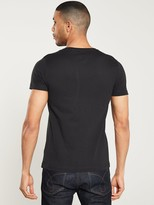 Tommy Hilfiger Tommy Logo T-Shirt - Black
