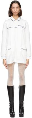 Gucci White Ecole Enfantine Dress