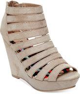 Madden-Girl Kiickit Platform Wedge Sandals