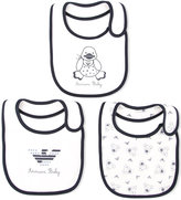 Armani Junior multiprint bibs