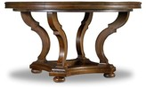 Hooker Furniture Archivist Extendable Dining Table Color: Soft Casual Pecan