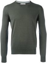 Brunello Cucinelli plain sweatshirt - men - Cotton - 50