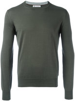 Brunello Cucinelli plain sweatshirt - men - Cotton - 54