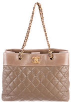 Chanel Large Soft Elegance Tote