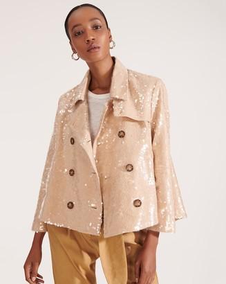 Veronica Beard Darya Sequin Jacket