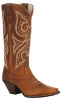 Durango Women's Jealousy Crush Boots - Desert Tan