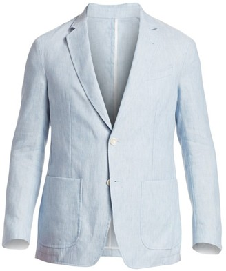 Saks Fifth Avenue COLLECTION Linen Sportcoat