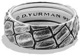 David Yurman Naturals Gator Band Ring