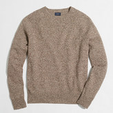J.Crew Factory Marled lambswool crewneck sweater