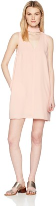 Jack by BB Dakota Junior's Momsen Crepe Shift Dress